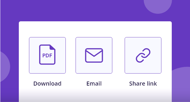 Share Invoice